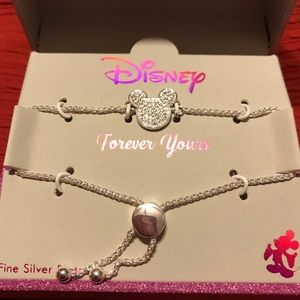 Disney Mickey anklet NWT in box